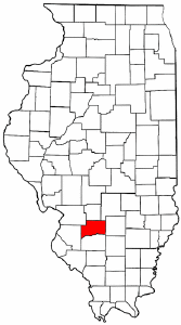 image:Map of Illinois highlighting Clinton County.png