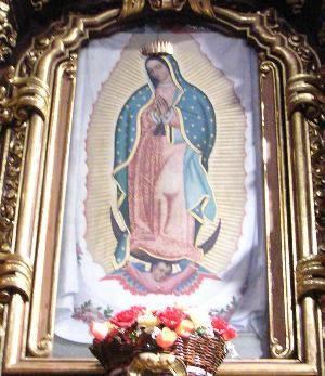 Our Lady of Guadalupe (reproduction)San Juan Bautista, ,