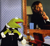 stood by Jim Henson as his signature character for decades.