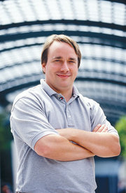 , creator of the Linux kernel