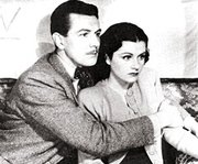 "Margaret Lockwood with  in ""The Lady Vanishes"" (1938)"