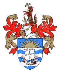 Arms of East Devon District Council