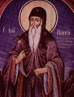 St Ivan of Rila, patron saint of Bulgaria
