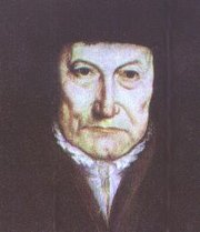 John Fisher's portrait