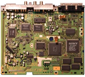 Sony Playstation motherboard