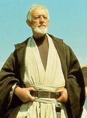 Alec Guinness as  in