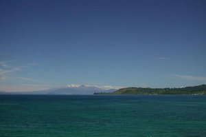 Lake Taupo.