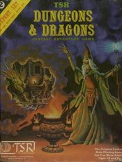 The D&D Expert Set was designed to take characters past 3rd level, and included more spells and monsters.