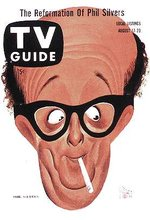 Phil Silver TV Guide cover