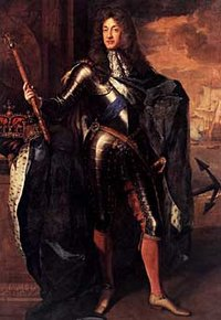 James VII and II King of England, Scotland and Ireland