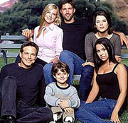 Party of Five last cast picture