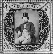 1869 tobacco label featuring Boss Tweed