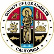 Old Seal of the County of Los Angeles, California
